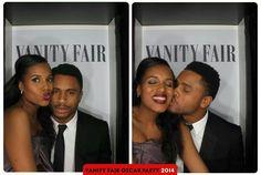 Kerry Washington and husband Nnamdi Asomugha