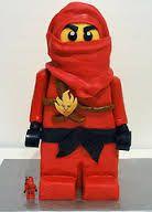 lego ninjago cakes - Google Search