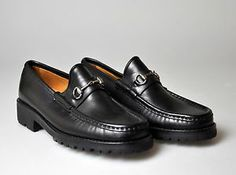 Gucci loafers my go to walking shoe...so comfy.