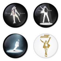 "MICHAEL JACKSON 1.75"" Badges Pinbacks, Mirror, Magnet, Bottle Opener Keychain http://www.amazon.com/gp/product/B00CCKQ9VK"