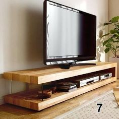 44 Modern TV Stand Designs for Ultimate Home Entertainment Tags: tv stand ideas . - 44 Modern TV Stand Designs for Ultimate Home Entertainment Tags: tv stand ideas for small living ro - Tv Stand Modern Design, Tv Stand Designs, Modern Tv Stands, Simple Tv Unit Design, Antique Tv Stands, Tv Stand Plans, Muebles Living, Cool Tv Stands, Diy Tv Stand