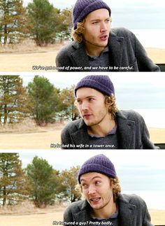 Toby Regbo about Francis in season 1