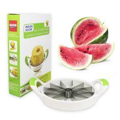 New Fruit Melon Slicer Cutter Watermelon Canteloupe HONEYDEWRW012 **************************************** פורס אבטיח ומלון רק ב 37 שקל כולל משלוח חינם