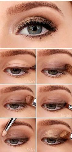 Eye Makeup Step by Step Tutorial for Perfect Eyes