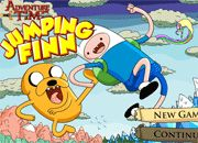 Adventure Time Jumping Finn