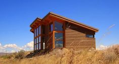 Pre-Fab Modern Cabins With Good Design - Page 2 of 2 - Cabin Obsession