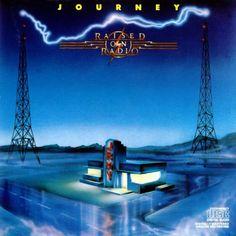 Journey-Raised on Radio (1986)