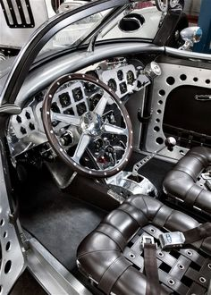 Ford Hot Rod Interior
