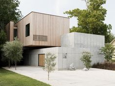 Concrete Box House | Robertson Design | Archello