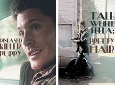 [gifset] Supernatural The Werther Project Supernatural Season 10, Supernatural Quotes, Supernatural Fandom, Sam And Dean Winchester, Winchester Brothers, Mark Of Cain, Demon Dean, Misha Collins, Destiel