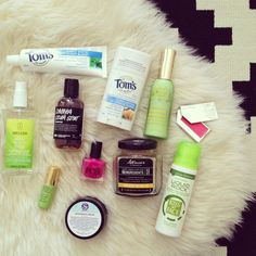 some of the best natural beauty products on the market