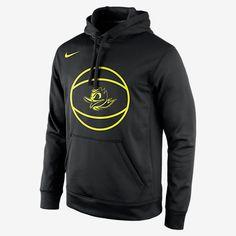 Nike College Performance (Oregon) Men's Pullover Basketball Hoodie