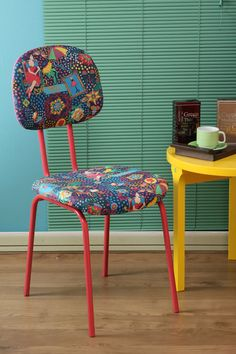 Image result for cadeiras antigas reformadas