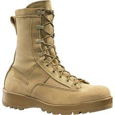 F795 Belleville Women's Cold Weather Combat Boots - Tan