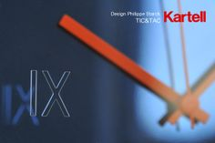 Tic&Tac by Philippe Starck