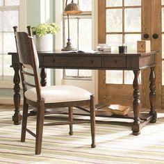 Cresta Transitional Table Desk Home Sweet Home Pinterest