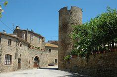 Gerona Ullastret - Torre de la presó -