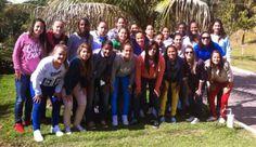 BlogdoLira: - Seleção Sub-20 Feminina Chega a Pinheiral...!!!
