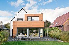Siedlungshaus   büscher architektur