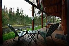 log cabins on the river - - Yahoo Image Search Results