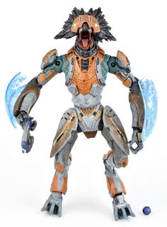 "Halo Reach Series 5 SKIRMISHER MURMILLO 5.5"" Action Figure McFarlane Toys 2011 #McFarlaneToys"