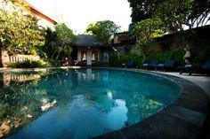 Honeymoon Guesthouse, Ubud, Bali.