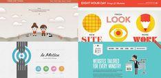 40+ Beautifully Illustrated Websites   GoMediaZine