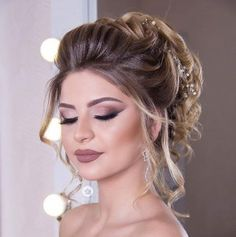 Bride Hairstyles, Messy Hairstyles, Medium Hair Styles, Short Hair Styles, Hear Style, Hair Color 2017, Mother Of The Bride Hair, Braut Make-up, How To Make Hair