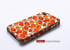 love poppy's, cute phone case