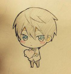 Free! - Iwatobi Swim Club, haru nanase,