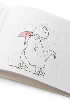 T-Rex Trying..., #ModCloth    Terri!