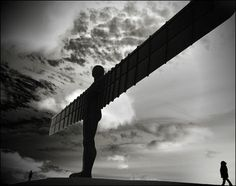 Angel of the North-- Northern England, Newcastle