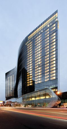 Crown Casino and Entertainment Complex is a large casino and entertainment…