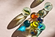 Marbles by Ivan Galic