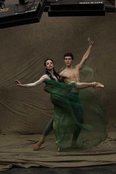 Alessandra Ferri & Roberto Bolle