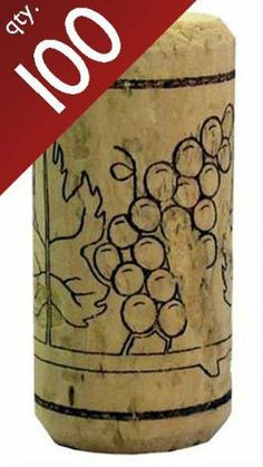 # 7 Straight corks 13/16 x 1 3/4.  Bag of 100 by Midwest Homebrewing and Winemaking Supplies. $19.99. The #7 Straight Cork works well with beer bottles for short term storage of wine. Due to the diameter of this cork, we do not recommend using them with wine bottles as they do not create a tight seal. Bag of 100 corks.