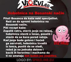 Hobotnica na Bosanski način
