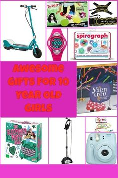 10 Year Old Girls Tween Girl GiftsBirthday