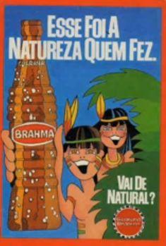 Guaraná Brahma.