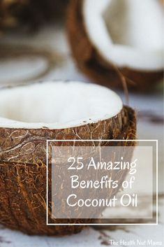 Here are 25 Amazing Benefits of Coconut Oil. Coconut Oil is one of natures best superfoods. It boosts metabolism aids in weight loss fights inflammation relieves constipation treats dry flaky skin prevents hair loss anti-aging and many more. Natural Medicine For Anxiety, Dry Flaky Skin, Best Superfoods, Relieve Constipation, Mouth Watering Food, Anti Inflammatory Diet, Benefits Of Coconut Oil, Thyroid Health, Clean Recipes