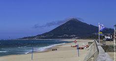 Playa de Moledo, Caminha. Viana do Castelo.
