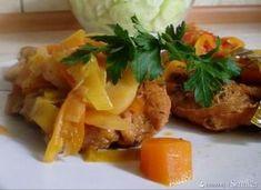 Filet z indyka w warzywach Meat, Chicken, Food, Essen, Meals, Yemek, Eten, Cubs