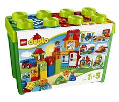 LEGO DUPLO 10580 - Deluxe Steinebox: Amazon.de: Spielzeug