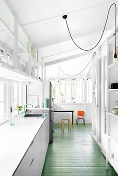 Don't ignore your floors! | 23 Subtle Yet Bold Ways To Add Color To Your Home