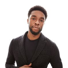 Chadwick Boseman Reveals Why He Almost Turned Down 'Marshall' | Known for tackling larger-than-life men on-screen, Chadwick Boseman paused before signing on as the first Black Supreme Court justice in the legal thriller Marshall (in theaters now). Here, Boseman on why he said yes.
