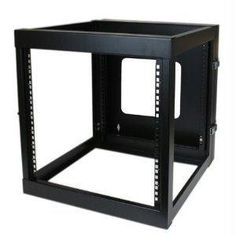 Startech Wall-mount Your Server Or Networking Equipment With A Hinged Rack Design For Eas