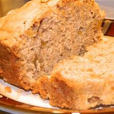 Apple Bread Allrecipes.com This is by far the best apple bread recipe ...