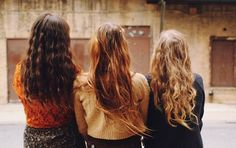 hermione, ginny, and luna