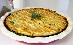 Pippa learned this warming autumnal dish while working for the catering company Table Talk. Scottish Dishes, Scottish Recipes, Irish Recipes, Pie Recipes, Gourmet Recipes, Cooking Recipes, Yummy Recipes, Celtic Food, European Cuisine