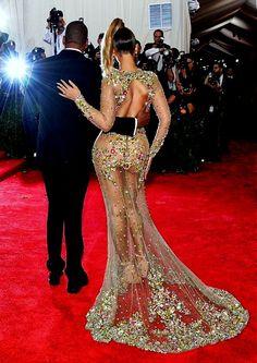 Beyoncé & Jay Met Gala 2015